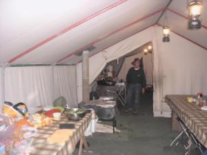 Cook Tent